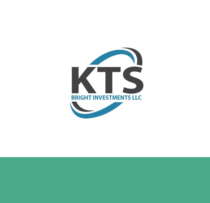 Proposition n°185 du concours KTS Logo for an investment company