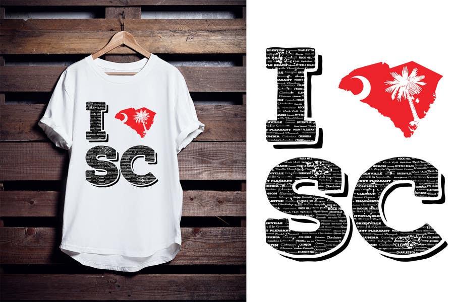 Proposition n°92 du concours Design a T-Shirt