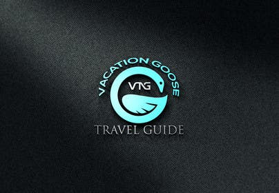 #15 for Design a Logo for Vacation Goose Travel Guide book cover by shahporan20170