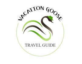 #6 for Design a Logo for Vacation Goose Travel Guide book cover by Antonyguit