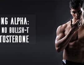 #21 for Design a Banner for a Mens Fitness Website by whyssonstudio