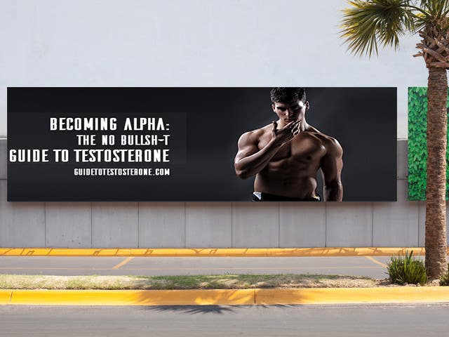 Proposition n°22 du concours Design a Banner for a Mens Fitness Website