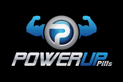 #199 for Logo Design for Power Up Pills by raikulung
