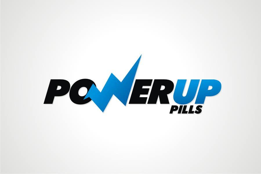 Конкурсная заявка №248 для Logo Design for Power Up Pills