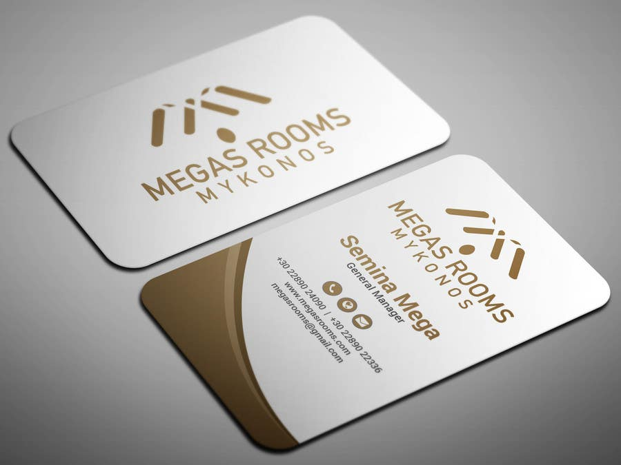 Entry 37 by smartghart for design 2 business cards logos info business card colourmoves