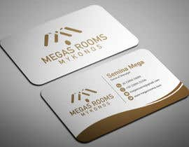 #39 for Design 2 Business Cards (logos & info attached) by smartghart