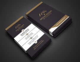 #69 for Design 2 Business Cards (logos & info attached) by tashathi