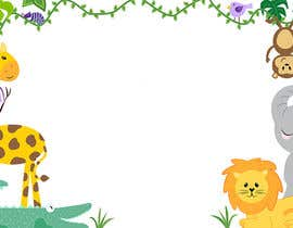 nº 15 pour Fun Baby Themed Website Background Illustrations par jamilamehio