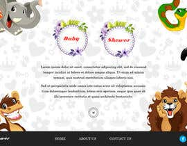 #10 for Fun Baby Themed Website Background Illustrations by adixsoft
