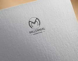 nº 75 pour Millennial Marketing Logo Design par probirbiswas815