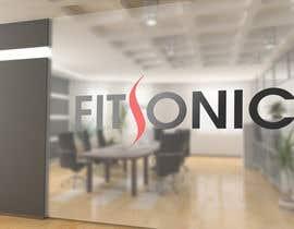 Nro 239 kilpailuun Design a Logo for FITSONIC käyttäjältä danbodesign