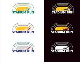 #54 for Design a Logo - Stadium Run by VMJain