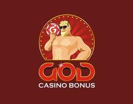 #72 cho Logo Design for God Casino Bonus bởi vidyag1985