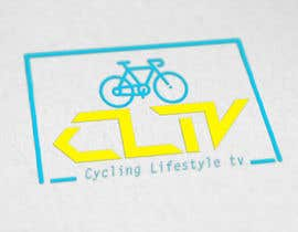 #76 for Design a Cycling Lifestyle TV logo by Rabiakhatun