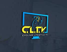 #79 for Design a Cycling Lifestyle TV logo by happychild