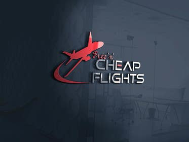#13 for Design a Logo for Free n Cheap Flights by Bigboss29