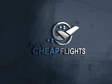 #28 for Design a Logo for Free n Cheap Flights by Bigboss29