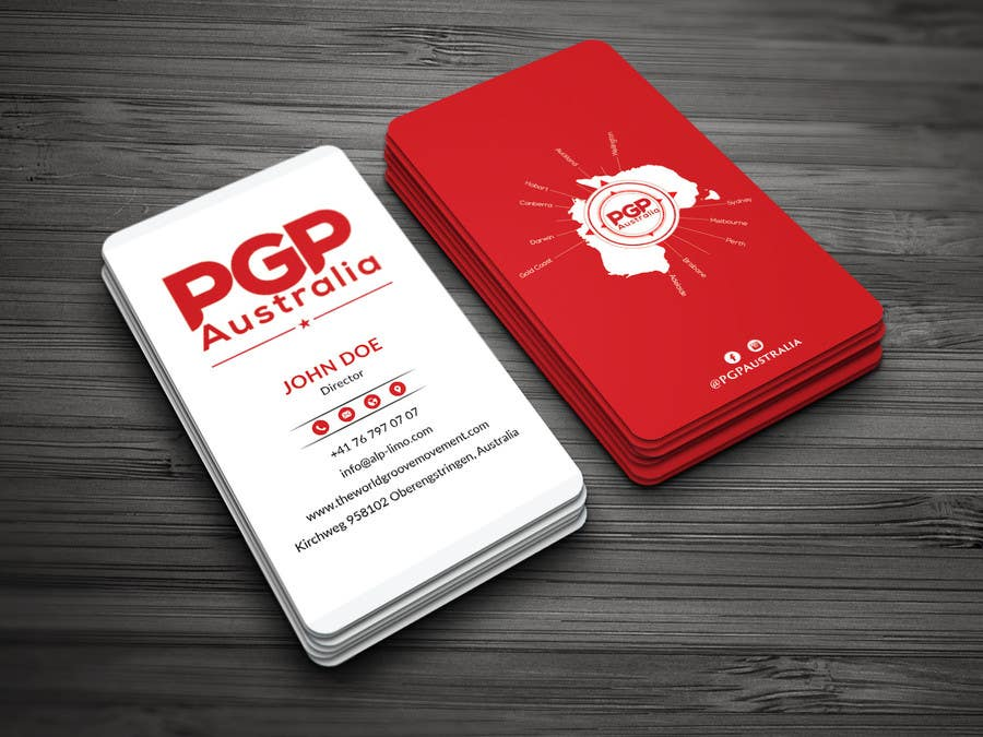 Proposition n°34 du concours Design some Business Cards for Recruitment Company