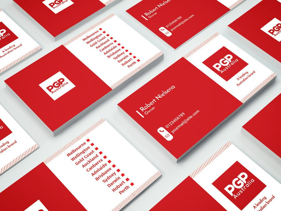 Proposition n°355 du concours Design some Business Cards for Recruitment Company