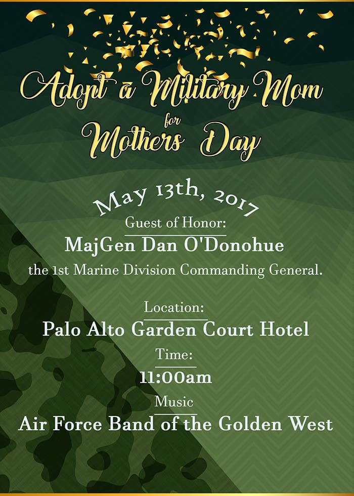 Proposition n°70 du concours Military Mothers Day Flyer Template