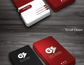 #77 for Make a creative business cards for our agency by rxroy