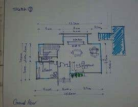 #41 for VILLA CONCEPT DESIGN by GhadaJuly
