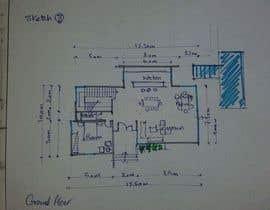 nº 41 pour VILLA CONCEPT DESIGN par GhadaJuly