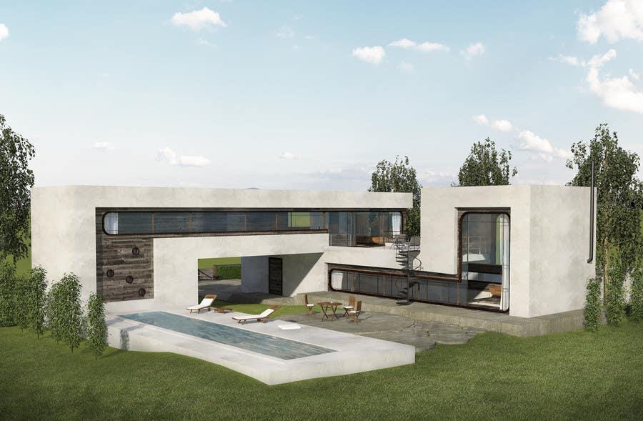 entry 51 by vzivanovic88 for villa concept design freelancer. Black Bedroom Furniture Sets. Home Design Ideas