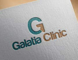 #9 for Design a Logo for Galatia Clinic by immariammou