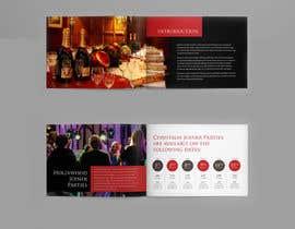 Nro 7 kilpailuun Design a Brochure käyttäjältä chandrabhushan88