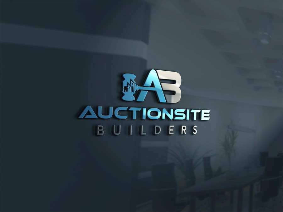 Proposition n°98 du concours Create logo for Auctionsite.builders