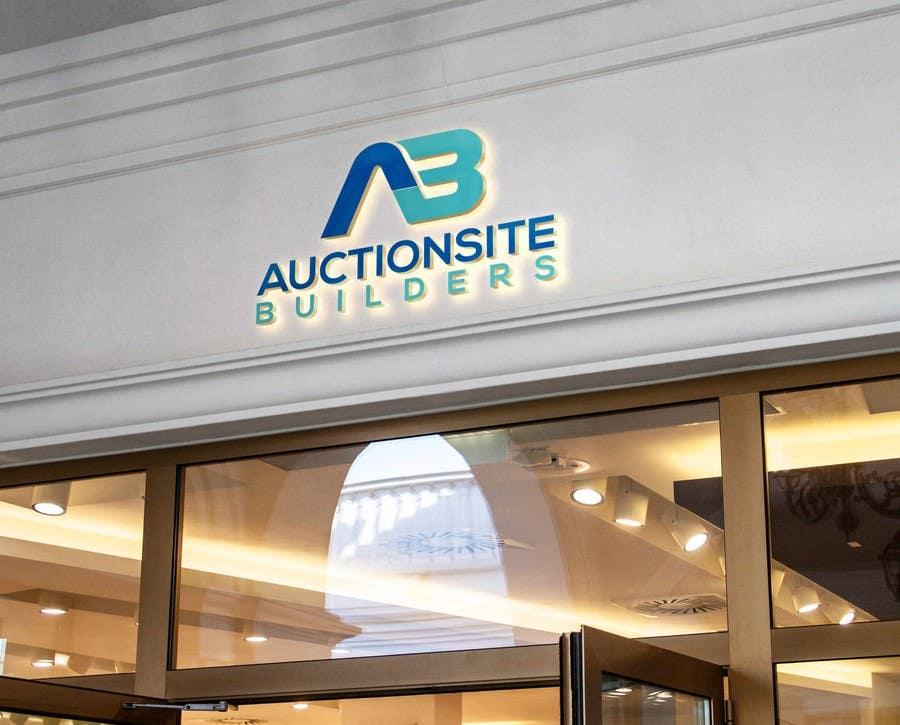 Proposition n°102 du concours Create logo for Auctionsite.builders