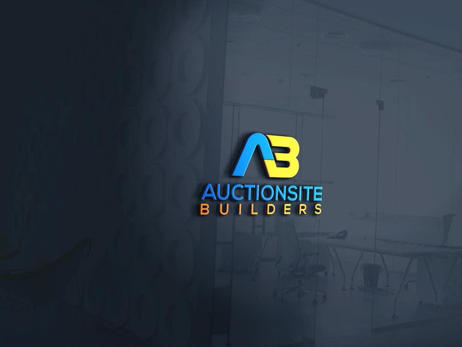 Proposition n°105 du concours Create logo for Auctionsite.builders