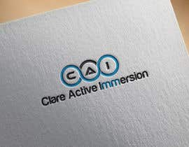 #17 for Design a Logo for Clare Active Immersion by jewelrana7540
