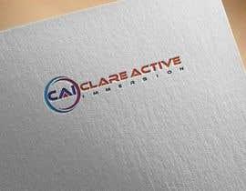 nº 22 pour Design a Logo for Clare Active Immersion par biplabsf