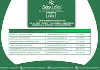 Proposition n° 33 du concours Graphic Design pour Simple easy RR Flyer