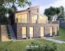 nº 12 pour Realistic renderings...two images for exterior building par wpurksaja