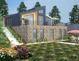 nº 23 pour Realistic renderings...two images for exterior building par khmamun50