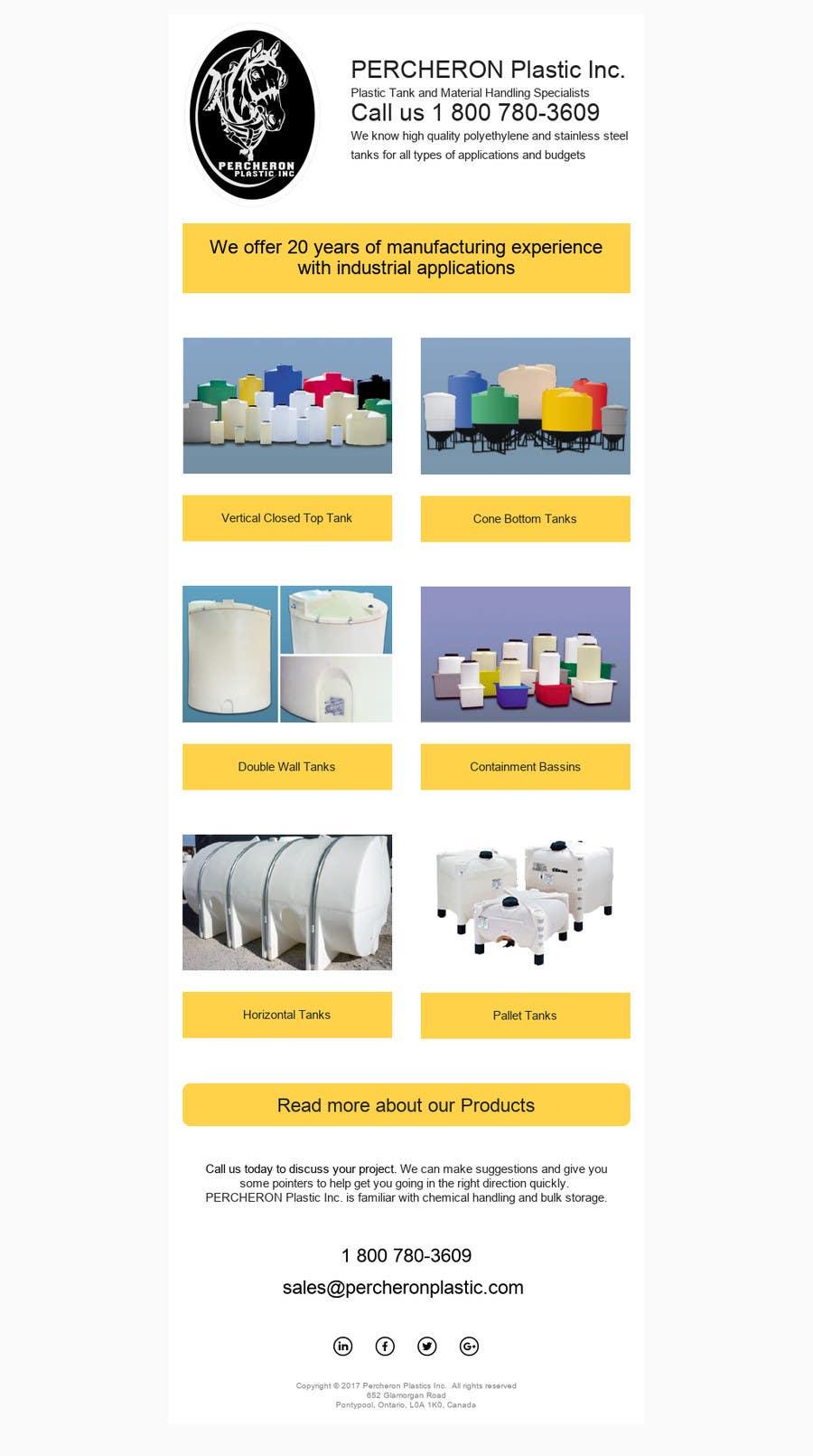 Proposition n°5 du concours Large Plastic Tanks