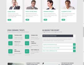 #1 for Website Redesign Mockup - HOME PAGE ONLY - Globenet by Ibrahimbhuyinbd