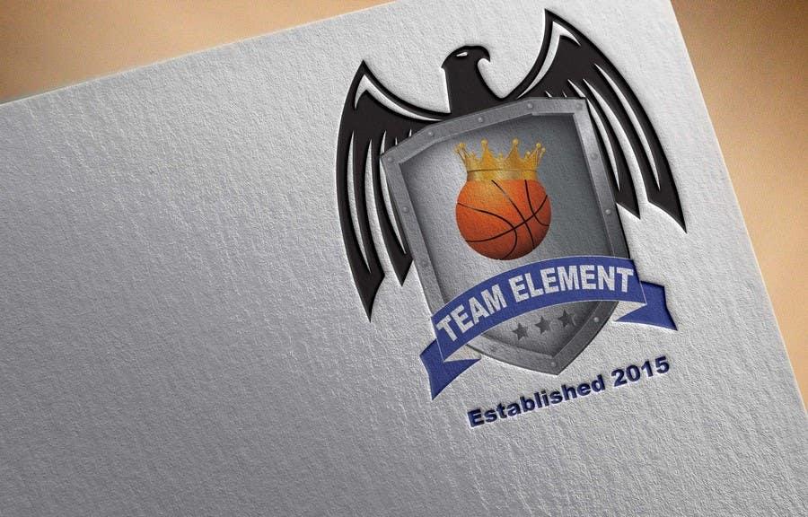 Proposition n°26 du concours Design a Logo For Basketball Team2