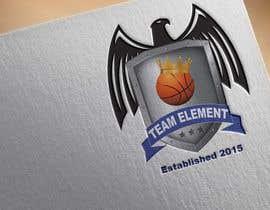 Nro 26 kilpailuun Design a Logo For Basketball Team2 käyttäjältä ataurbabu18