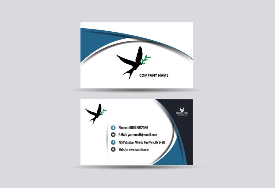 Proposition n°25 du concours Design some Business Cards