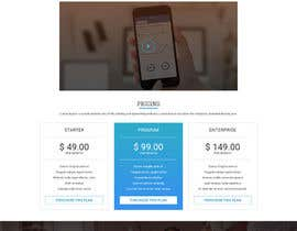 nº 8 pour Design a Website Mockup for Adwords Landing Page par dsquarestudio