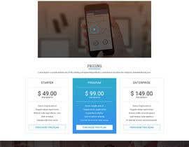 Nro 8 kilpailuun Design a Website Mockup for Adwords Landing Page käyttäjältä dsquarestudio