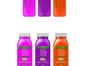 nº 33 pour Bottle Label Design par rizaureyes8