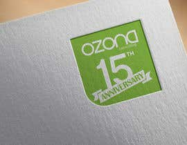 #92 for Logo variation to celebrate 15th Anniversary by sibabu247