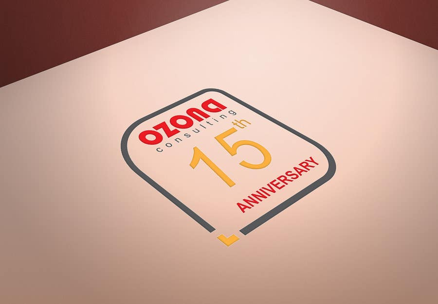 Proposition n°95 du concours Logo variation to celebrate 15th Anniversary