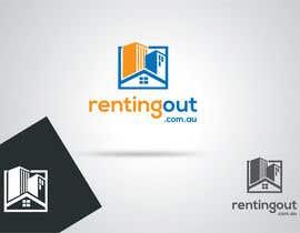 nº 337 pour rentingout.com.au logo par DESKTOP76