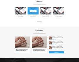 Nro 33 kilpailuun Design website mockups for translation / shop management software käyttäjältä hejven